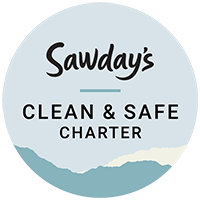 logo Sawdays Clean Safe